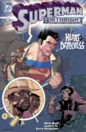 Superman: Birthright #2