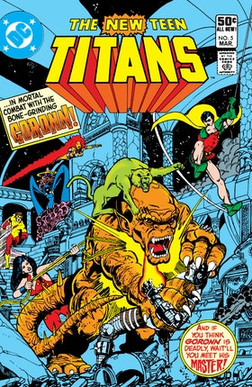 The New Teen Titans #5