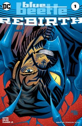Blue Beetle: Rebirth (2016-) #1