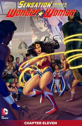 Sensation Comics Featuring Wonder Woman #11