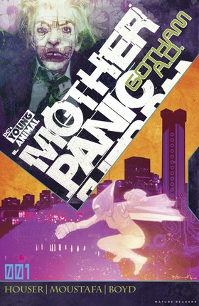 Mother Panic: Gotham A.D. #1
