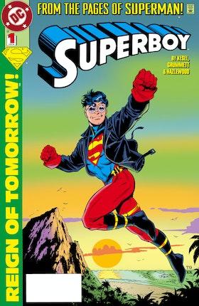 Superboy (1993-) #1