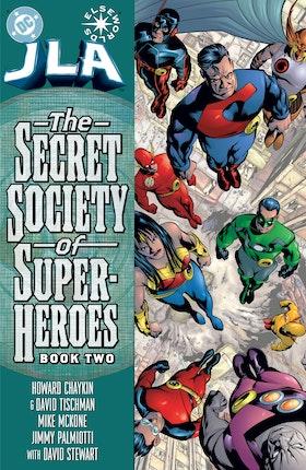 Secret Society of Superheroes (2000) #2