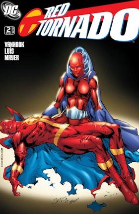 Red Tornado (2009-) #2