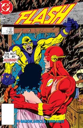 The Flash (1987-2008) #5