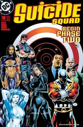 Suicide Squad (2001-) #9