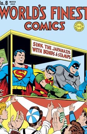 World's Finest Comics (1941-) #8