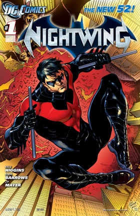 Nightwing (2011-) #1