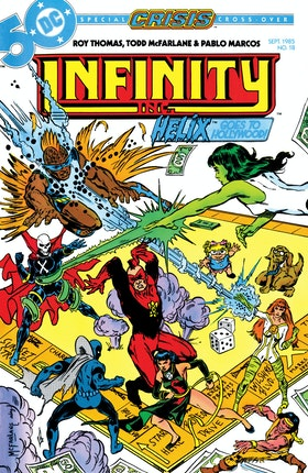 Infinity, Inc. (1984-) #18