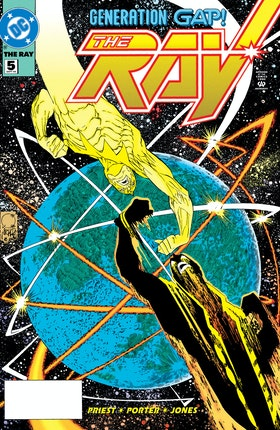 The Ray (1994-) #5