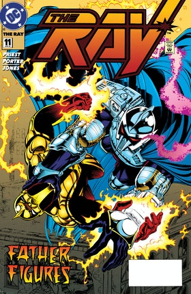 The Ray (1994-) #11