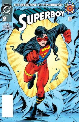 Superboy (1993-2002) #0