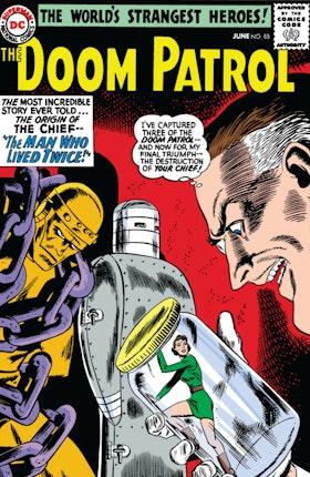 Doom Patrol (1964-) #88