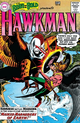 The Brave and the Bold (1955-) #43