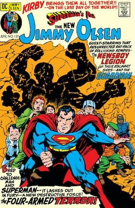 Superman's Pal, Jimmy Olsen #137