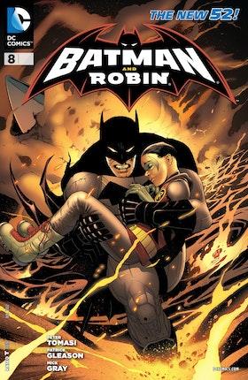 Batman and Robin (2011-) #8