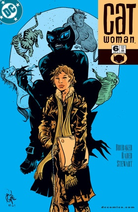 Catwoman (2001-) #6