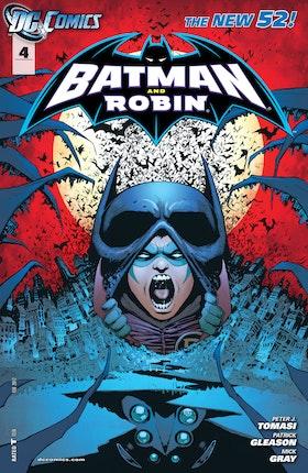 Batman and Robin (2011-) #4