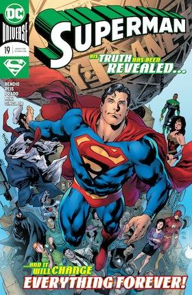 Superman (2018-) #19