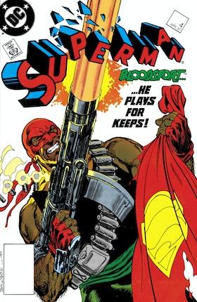 Superman (1986-) #4