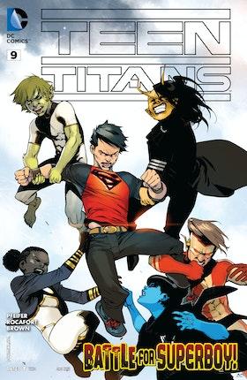 Teen Titans (2014-) #9