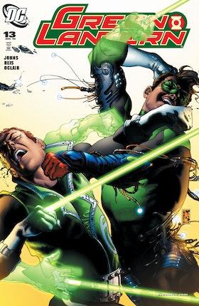 Green Lantern (2005-) #13