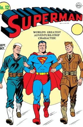 Superman (1939-1986) #12