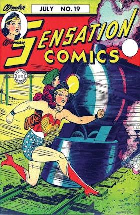 Sensation Comics #19