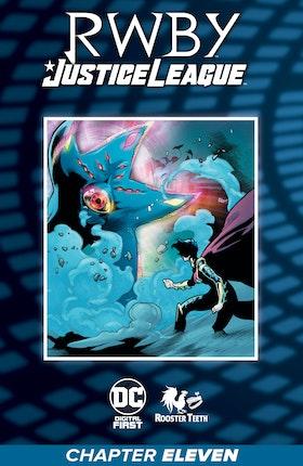 RWBY/Justice League #11