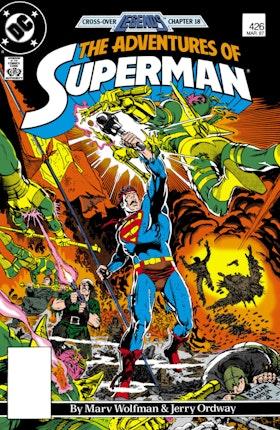 Adventures of Superman (1987-2006) #426