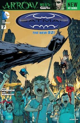 Batman Incorporated (2012-) #7