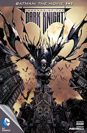 Legends of the Dark Knight #14