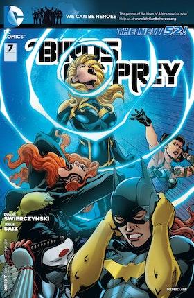 Birds of Prey (2011-) #7