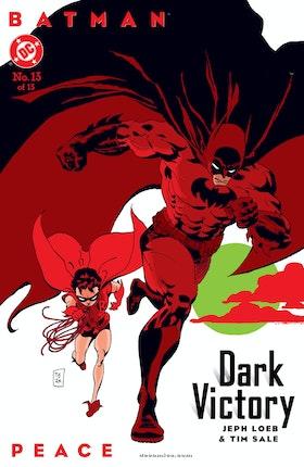 Batman: Dark Victory #13