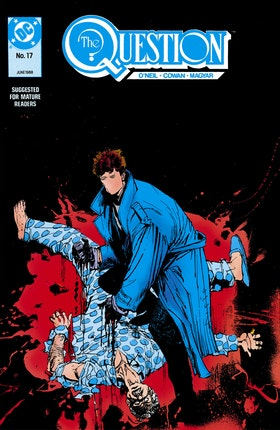 The Question (1986-) #17