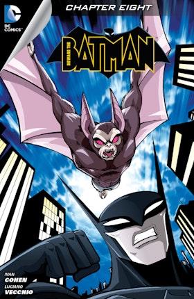Beware The Batman #8