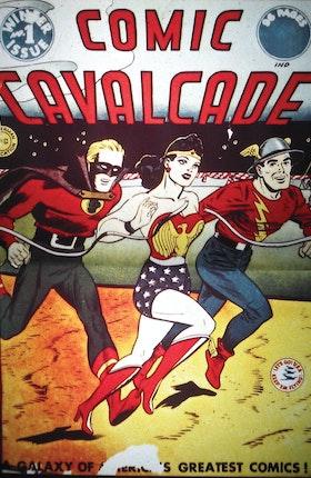 Comic Cavalcade #1