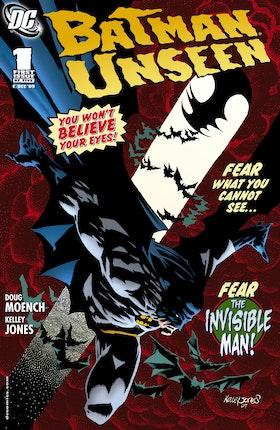 Batman: Unseen #1