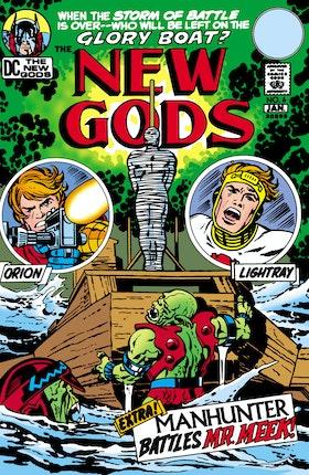 The New Gods #6