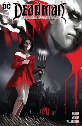Deadman: Dark Mansion of Forbidden Love #1