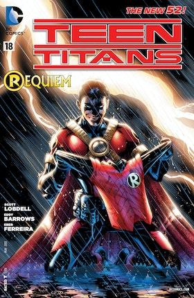 Teen Titans (2011-) #18