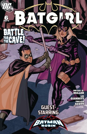 Batgirl (2009-) #6