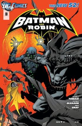 Batman and Robin (2011-) #3