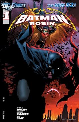 Batman and Robin (2011-) #1