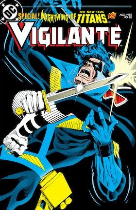 The Vigilante #20