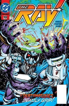 The Ray (1994-) #13