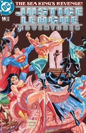 Justice League Adventures #14