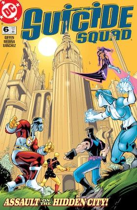 Suicide Squad (2001-) #6