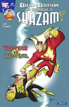 Billy Batson & the Magic of Shazam! #4