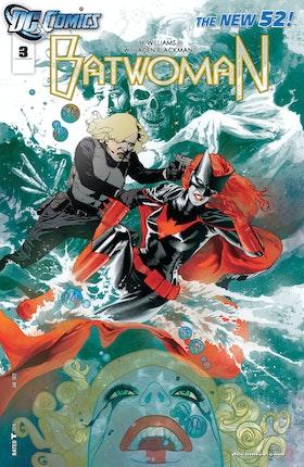 Batwoman (2011-) #3